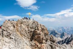Zugspitze Peak (mikefeldman) Tags: germany de austria tirol europeanvacation places ehrwald zugspitze 2020 instagram