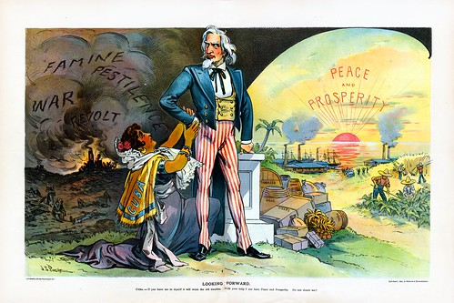 Uncle Sam, the Selfless and Splendiferous Succorer