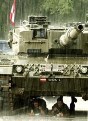 Austrian Leopard 2A4 (Bro Pancerna) Tags: 2 tank main battle leopard austrian 2a4