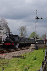 IMGP9887 (Steve Guess) Tags: uk england usa train kent tank railway loco steam gb locomotive bodiam eastsussex tenterden 30065 060t