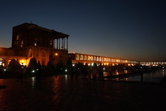 Ali Qapu Palace at night,Naqsh-e Jahan Square.Esfahan,Iran (Goran Joka) Tags: sky architecture night square twilight iran palace unesco mansion esfahan isfahan nightfall imamsquare aliqapupalace safavid aliqapu naqshejahansquare thebazaarofisfahan theimperialbazaar