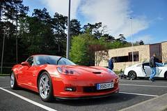 Chevrolet Corvette C6 Z06 (Fido_le_muet) Tags: cars chevrolet coffee car les sunday 24 tours corvette avril meet monthly espace dimanche c6 z06 2016 touraine malraux jou rasso rassemblement mensuel joulestours