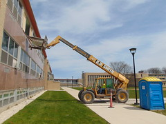 SLC Nursing Wing renovation, week of April 25, 2016 (Silver Lake College) Tags: by photo suzanne weiss