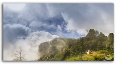 Beautiful Panorama of Pillar Rocks of Kodaikanal! (KS Photography!) Tags: park travel trees summer wallpaper vacation panorama cloud india mist mountain green tourism nature weather horizontal stone spectacular landscape outdoors scenery colorful natural bright wind background scenic sunny bluesky landmark adventure valley leisure serene pillars picturesque preserve cloudscape slope tamilnadu attraction kodaikanal hillstation territory geological beautyinnature palanihills pillarrocks southernslopes