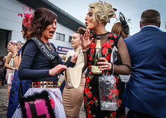 Grand National.  Ladies day (The world as eye see it. over 2 million views.) Tags: ladies liverpool glamour day style grand national taste scouse