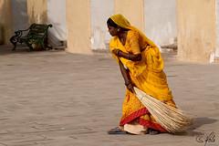 Amber Fort Jaipur India 3 (Holofoto) Tags: india asia jaipur amberfort portretter prosjekter mennesker renhold indere portretterfraindia