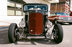 (donfogle63) Tags: art 35mm sigma 400 fujifilm extra carshow eos3 owensboro
