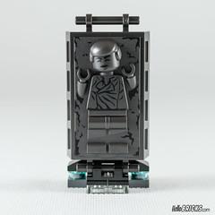 REVIEW LEGO Star Wars 75137 Carbon-Freezing Chamber 10 (HelloBricks) (hello_bricks) Tags: star starwars lego review solo esb empire bobafett wars han hansolo empirestrikesback revue bespin fett cloudcity carbonite episodeiv 75137 ugnaught hellobricks