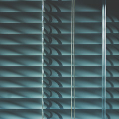 Morning Light (Paul Katcher) Tags: blue abstract shadows blinds