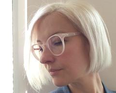 kate wirth platinum blond hair (Kate Wirth) Tags: hair platinum