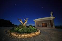 Santa Ana, Binaced (kike.dc) Tags: paisajes nocturnas binaced