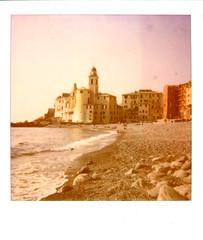 camogli (thomasw.) Tags: travel italien italy film analog polaroid europa europe italia liguria camogli pola ligurien