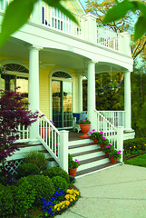 Duval Street Home Plan by The Sater Design Collection (Sater Design Collection) Tags: cottage frontporch keyweststyle