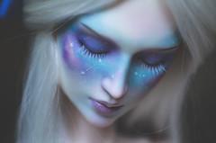 Milky way (greenwolfy) Tags: makeup bjd faceup aishat blackcherrydoll