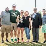 RBHS Track Senior day