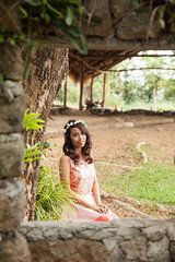 Patty 21 (pointless17) Tags: flowers la philippines patricia mesa debut ecopark