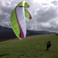 Ikumita #fly #niviuk #parapente #paragliding #mountain #nature #sky #clouds #campa #land #spring #landed #nofilter (oriol.cervello) Tags: sky mountain nature clouds fly spring land paragliding landed nofilter parapente campa niviuk
