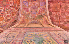 Colors (aliabdullah.176) Tags: pakistan heritage architecture arches mosque historical khan mughal wazir oldlahore