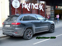 Jeep Grand Cheroke SRT (Adrian Kot) Tags: jeep grand srt cheroke