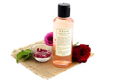 Khadi Herbal Skin Toner with Rose Water And Tuls (Bazaarnest) Tags: india water rose for with skin best and oily herbal tulsi in toner khadi toners