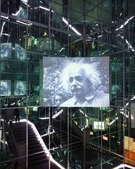 Einstein Museum in Bernisches Historisches Museum (Kotomi_) Tags: stairs mirror interior einstein staircase einsteinmuseum bernischeshistorischesmuseum bernhistoricmuseum