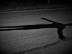 and the shadow of the day... (Mango*Photography) Tags: shadow man night evening day body human bergonzoni