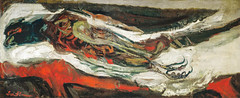 Chaim Soutine - The Pheasant, 1927 at Gauguin-to-Picasso Exhibit - Philllips Collection Washington DC (mbell1975) Tags: museum painting us dc washington districtofcolumbia gallery museu unitedstates pheasant expression fine arts exhibit musée musee collection expressionism expressionist museo muzeum chaim 1927 finearts the beaux beauxarts müze gallerie musum soutine philllips gauguintopicasso