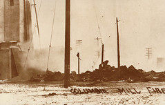 Columbia Mill Fire, 1923
