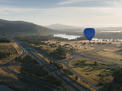 CBR-Ballooning-110288.jpg (mezuni) Tags: aviation australia hobby transportation hotairballoon canberra hobbies activity ballooning act activities passtime oceania australiancapitalterritory balloonaloftcbr