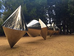 Reflections (l69h99s96) Tags: sculpture canberra sculpturegarden nga nationalgalleryofaustralia