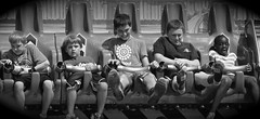 """Are we having fun yet?"" (tvdflickr) Tags: carnival boy girl monochrome kids georgia children fun nikon ride marietta midway d610 northgeorgiastatefair mariettageorgia cobbcountygeorgia omot georgiastatefair nikond610 photosbytomdriggers photobytomdriggers thomasdriggersphotography"