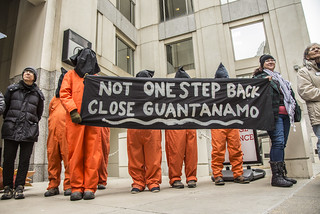 Not One Step Back - Close Guantánamo
