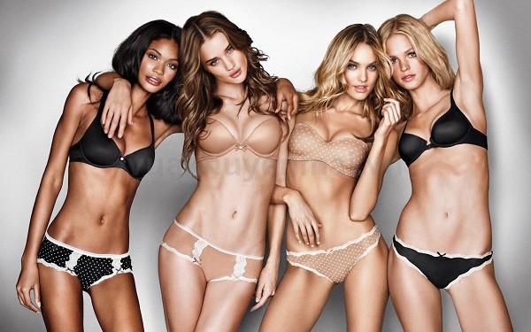 Bí quyết để có vòng 2 hoàn hảo như thiên thần Victoria Secret