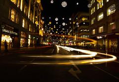Oxford Circus at Christmas (stefanos.filios) Tags: christmas london circus oxford roads