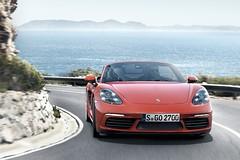 Porsche 718 Boxster