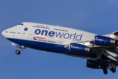 One World (LHRlocal) Tags: london plane canon airplane climb flying airport heathrow aircraft aviation flight jet aeroplane climbing planes british boeing airways flughafen airlines departure esso britishairways boeing747 747 jumbojet spotting airliner jumbo lhr heathrowairport airliners 6d flugzeuge planespotting flug oneworld egll gcivk planephotography 27l canon6d philbroad