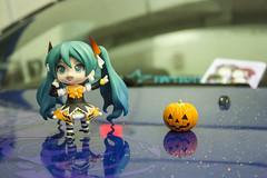 Halloween Miku 006 (kyontheotakugamer) Tags: anime honda manga subaru civic impreza wrx acura lancer mitsubishi rsx crz fa1 fa5 tlx nepnep itasha vocaloid hatsunemiku blackrockshooter amnights