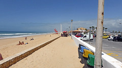Praia de Faro (daniel EGV) Tags: ocean sea mer beach portugal water faro seaside sable cliffs atlantic algarve plage sans falaises altantique