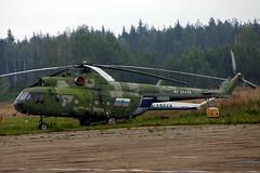 RF-20439 Mil Mi-8T @ Tver - Zmeyovo 23-Aug-2005 by Johan Hetebrij (Balloony Dutchman) Tags: russia aircraft helicopter russian tver mil mi8 аэропорт тверь mi8t zmeevo zmeyovo zmeyevo змеёво rf20439 uubn