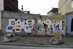 Guess Horfe (Neron One) Tags: graffiti murals pal 93 mur gues sdk wufc horph horf