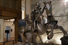 DSC_0160 (rroberts61170) Tags: history nikon war gun display leeds medieval knights armour d5300 nikond5300 royalarmouriesweapons