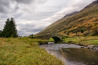 Butterbridge Glen Kinglas ~ Explored