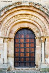 DSC0225 Santa Mara de Eunate, siglo XII, Navarra (ramonmunoz_arte) Tags: santa de arte xii mara navarra templarios siglo romnico eunate