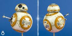 BB-8 wip (AndyRM101) Tags: starwars 112 droid bandai scalemodel astromech bb8 theforceawakens