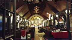 Church of the Transfiguration-NYC. 2-6-2016 (kovno) Tags: nyc newyork church manhatten churchinterior