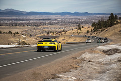 Standout (Hunter J. G. Frim Photography) Tags: chevrolet yellow colorado photoshoot stingray chevy american carbon corvette supercar v8 supercharged chevroletcorvette z06 c7 zo6 z07 chevroletcorvettec7stingray chevroletcorvettec7stingrayzo6 chevroletcorvettec7stingrayz06