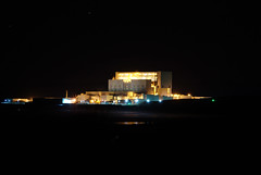 Torness Power Station by night (gcat79) Tags: nuclear powerstation torness