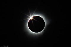 Total Solar Eclipse (oeyvind) Tags: sun moon indonesia idn balikpapan bailysbeads kalimantantimur  gerhanamataharitotal