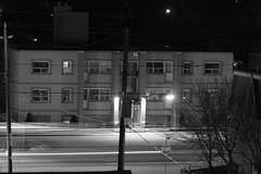 night traffic (theharv58) Tags: nightphotography nightshots cityscene nighttraffic m42lens manuallens canon60d canoneos60d asahiopticalcompany fotodioxprolensadapterm42tocanoneos fotodioxprom42toeosadapter asahipentaxsupertakumar135mmf35lens