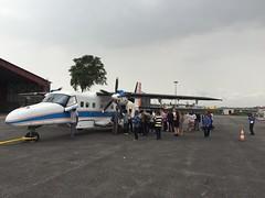 Forschungsflugzeug zum Anfassen